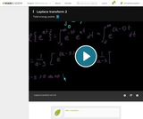 Differential Equations: Laplace Transform 2