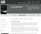 Love Medicine by Louise Erdrich - Reader's Guide