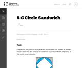 8.G Circle Sandwich
