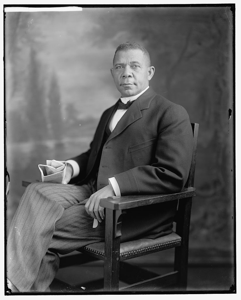 Grade 8 Does Speech Matter Lesson #1: Booker T. Washington Autobiography (MDK12 Remix)