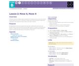 CS Fundamentals 2.2: Move It, Move It