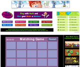 Percent-Fraction Matching Game