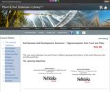 Soil Genesis and Development, Scenario 1 - Agroecosystem Soil, Food and Fiber