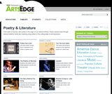 ArtsEdge Media Collection: Poetry & Literature