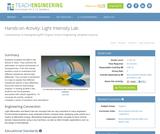 Light Intensity Lab