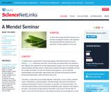 A Mendel Seminar