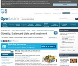 Obesity: Balanced Diets and Treatment