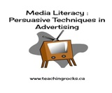 Persuasive Techniques in the Media