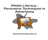 Persuasive Techniques in the Media
