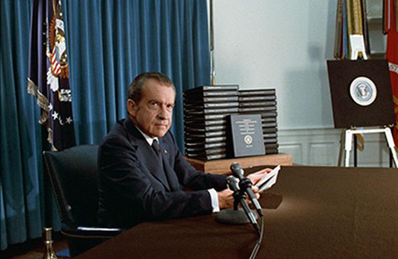 Watergate: Nixon's Domestic Nightmare