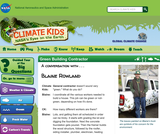 Climate Kids: Green Building Contractor