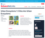 Urban Ecosystems 1: Cities Are Urban Ecosystems