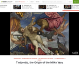 Tintoretto's The Origin of the Milky Way