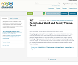 B17 Facilitating Child and Family Teams, Part 1