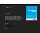 Adaptation Guide