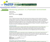 Monitoring Pollution in a Freshwater Environment