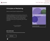 Principles of Marketing – Open Textbook
