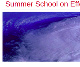 2020 Summer School on Effective HPC for Climate and Weather