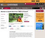 Women in South Asia from 1800 to Present, Fall 2006