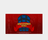 Anatomy Bowl: Blood Vessels