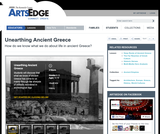 Unearthing Ancient Greece