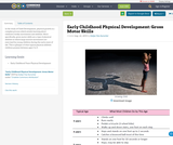Early Childhood Physical Development: Gross Motor Skills