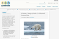 Climate Change (Grade 5)- Blended Lesson Plan