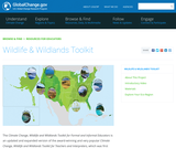 Climate Change, Wildlife, and Wildlands: A Toolkit for Teachers and Interpreters