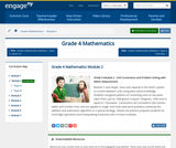 Grade 4 Module 2:  Unit Conversions and Problem Solving with Metric Measurement