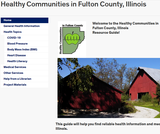 Healthy Communities in Fulton County, Illinois