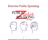 Public Speaking Game and Textbook