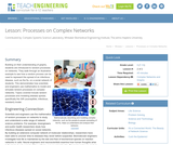 Processes on Complex Networks