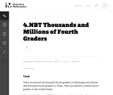 4.NBT Millions and Billions of People