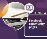 How to create and use Facebook community pages