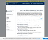 Principles of Digital Animation Video Series