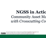 NGSS in Action: Community Asset Mapping with Cross-Cutting Concepts (Workshop 2 of 4)