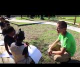 Beginning Sounds in the Garden -- Out Teach