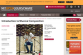 Introduction to Music Composition, Spring 2014