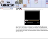 What to look for in the hunt for BRCA1, Mary-Claire KingSite: DNA Interactive (www.dnai.org)