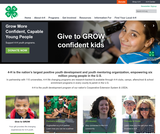 4-H Youth Development Organization
