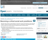 Becoming a Critical Social Work Practitioner