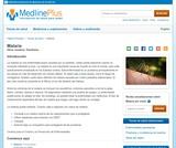 Malaria (Spanish)