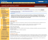 Explaining Seismic Hazard Probabilities