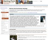 Marine Environmental Geology