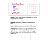 Coin Toss Game
