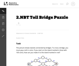 Toll Bridge Puzzle