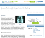 The Grand Challenge: Fix the Hip Challenge