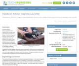 Magnetic Launcher