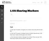 Sharing Markers