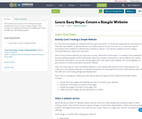 Learn Easy Steps: Create a Simple Website